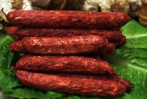 Boiled / Smoked Beef Sausage in Wine MYLONAS